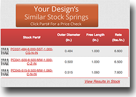 coil compression spring calculator instructions similar stock springs
