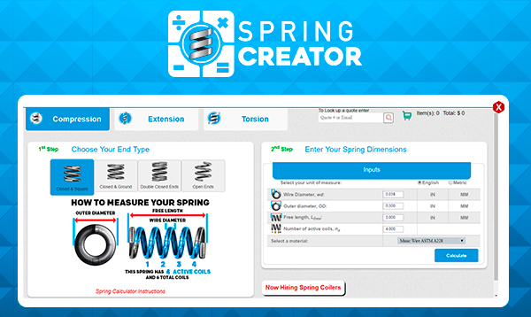 coil springs manufacturers spring creator tool