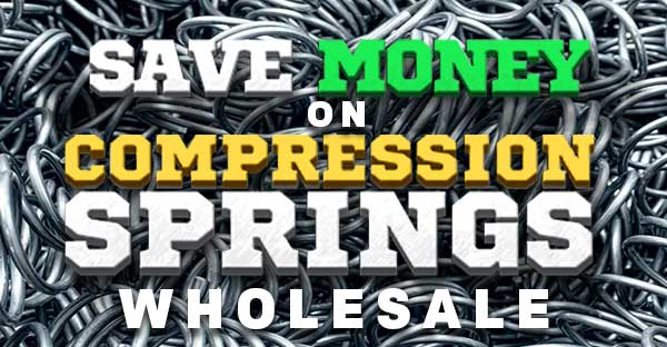 compression springs wholesale