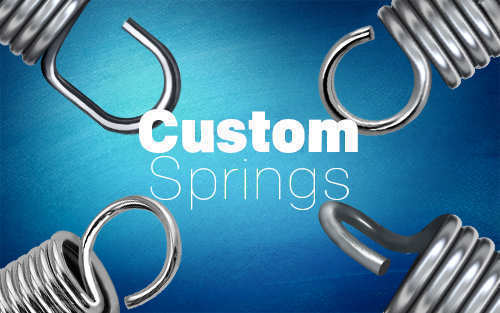 custom expansion springs