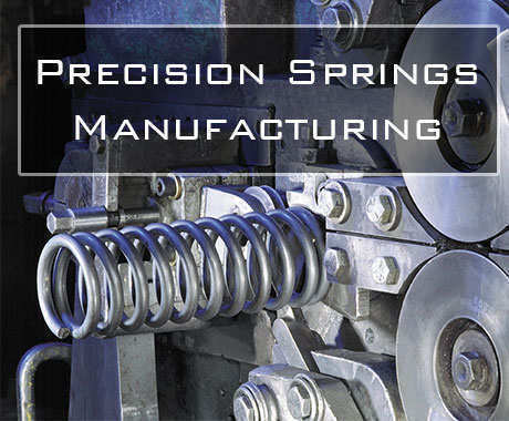 precision coil springs manufacturing