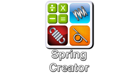 spring creator calculator logo